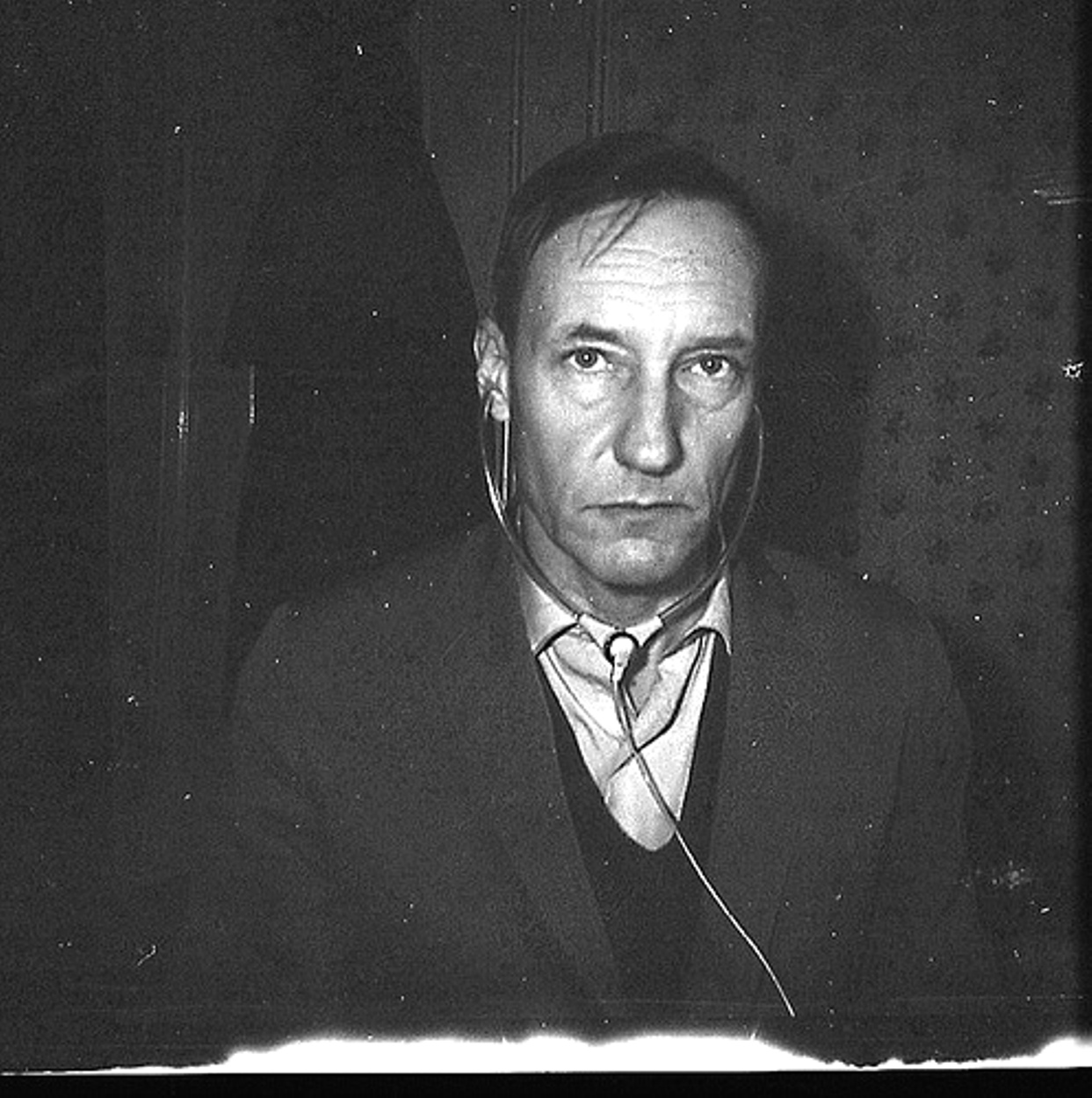 William S. Burroughs negli anni '60